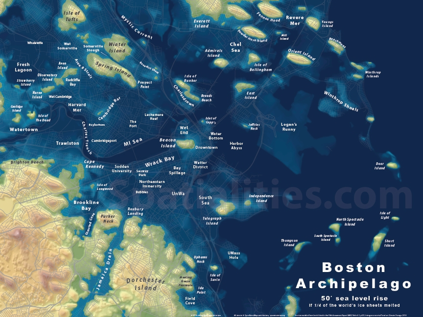 <center>Boston Archipelago</center>